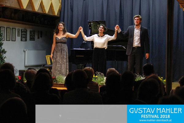 Wunderhorn-Liederabend, 3. Gustav Mahler Festival