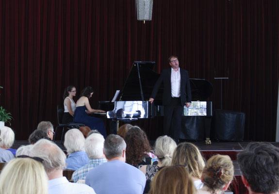 Mahler Festival 2017 - Matthew Rose, Deidre Brenner