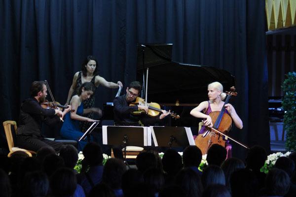 """""""Kammerkonzert"""" Gustav Mahler Festival 2017"""