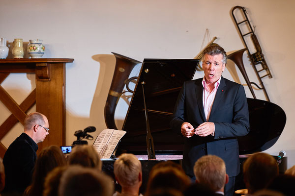 Thomas Hampson, Mahler Festival 2016
