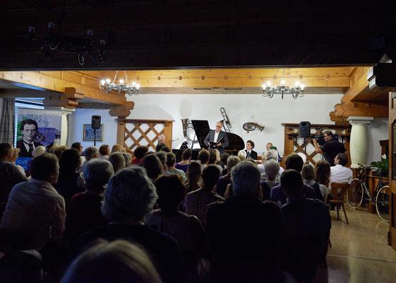 """""""Mahler und Brahms in Lied und Wort"""" Festival 2017"""