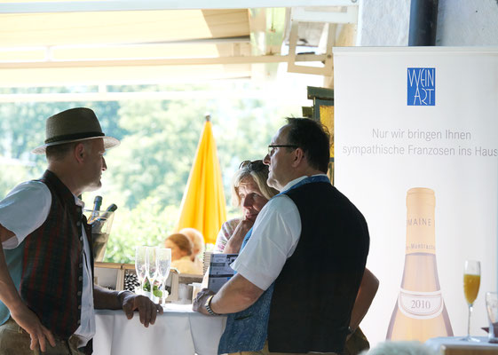 Mahler Festival 2017 Aperitif presented by WeinArt