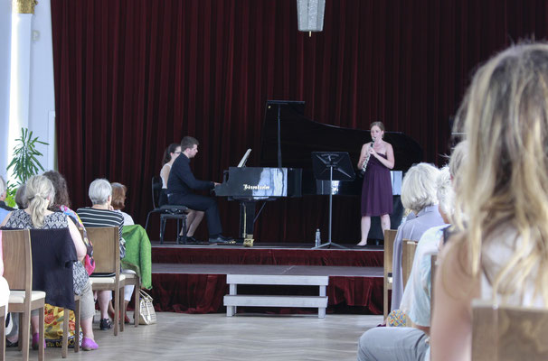 Mahler Festival 2017 - Petra Liedauer, Nikolaus Wagner
