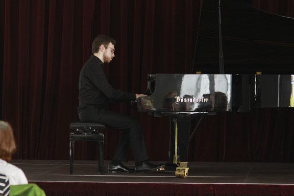 Mahler Festival 2017 - Anton Gerzenberg