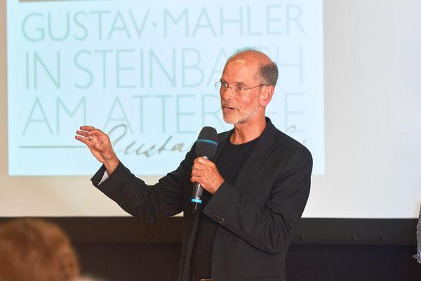 Jason Starr, Mahler Festival Steinbach
