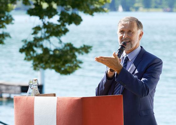 Bezirkshauptmann Dr. Martin Gschwandtner
