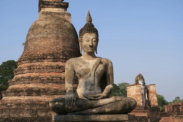 Un des nooombreeeuuux Bouddhas