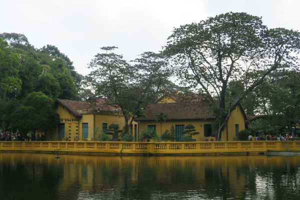 Ancienne résidence d'Ho Chi Minh