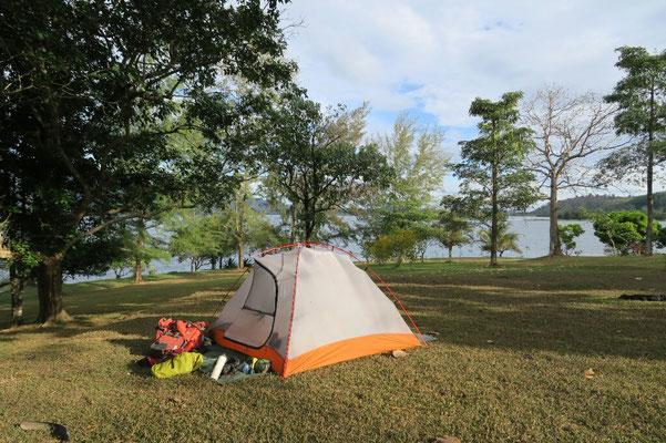 Camping 3* au bord de l'eau