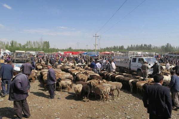 Marche de Kashgar