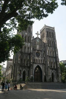 La cathédrale saint Joseph de Hanoi
