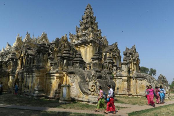 Maha Aungmye Bonzan - Inwa