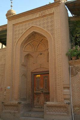 Porte traditionnelle