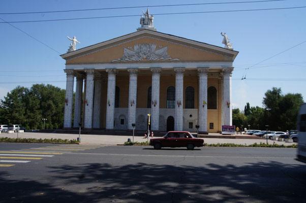 L'opéra de Bishkek