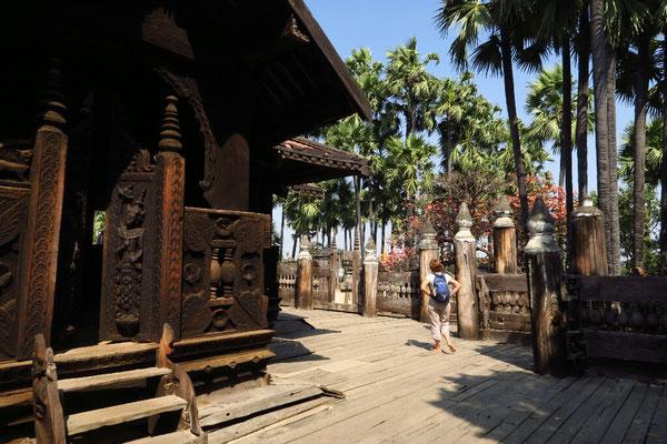 Bagaya Monastery - Inwa