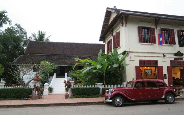 Maison coloniale de Luang Prabang