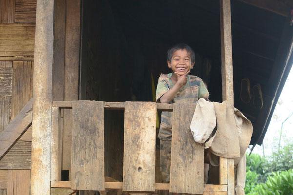 Sur le plateau des Bolovens, Laos
