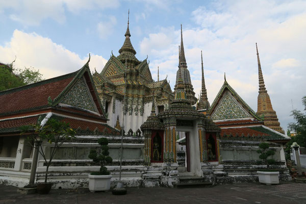 Temple Wat pho à Bangkok