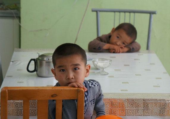 Pause déjeuner à Sari Bulak
