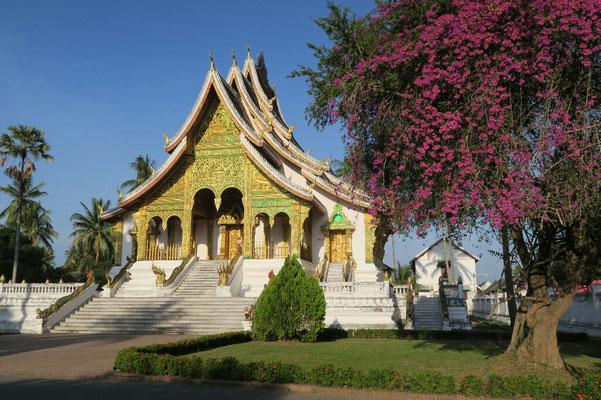 Temple du palais royal de Luang Prabang