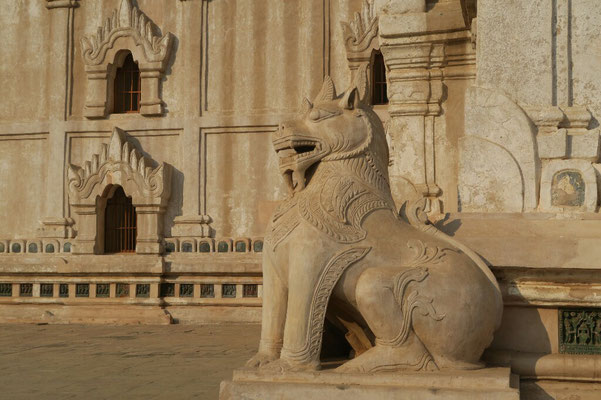 Le gardien du temple Ananda