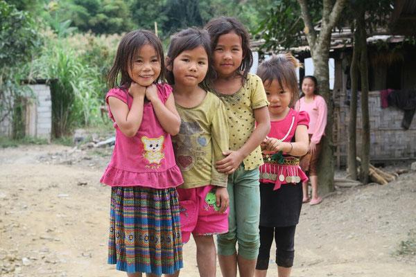 Sur la route de Nong Khiaw