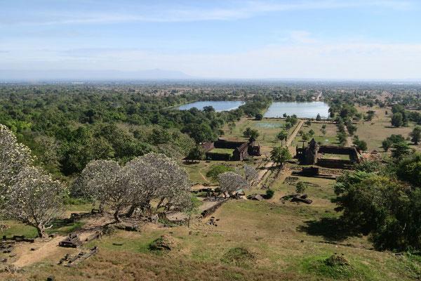 Temple Wat phu