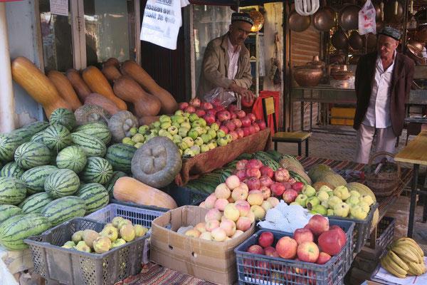 Et al de fruits et légumes
