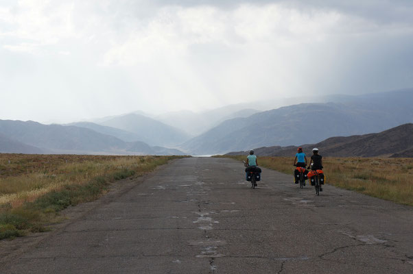 En route vers Kochgor