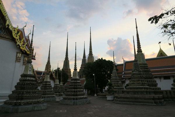 Pagodes du Wat pho