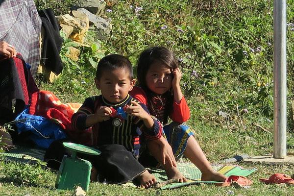 Enfants Hmongs, Vietnam