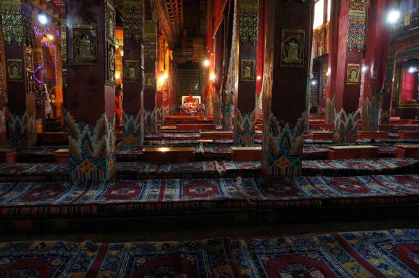 Salle a manger du monastere