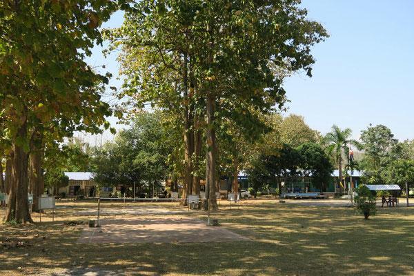 Grosse ecole Thailandaise