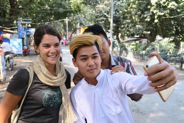La classe birmane