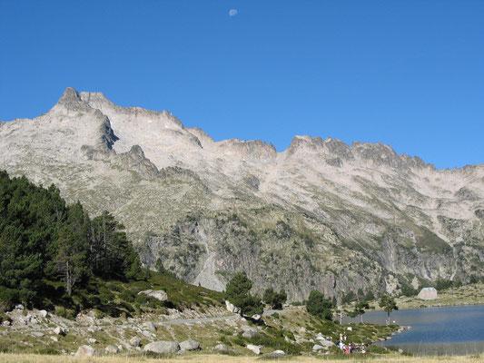 Séjour dans la Réserve Naturelle du Néouvielle (Septembre)