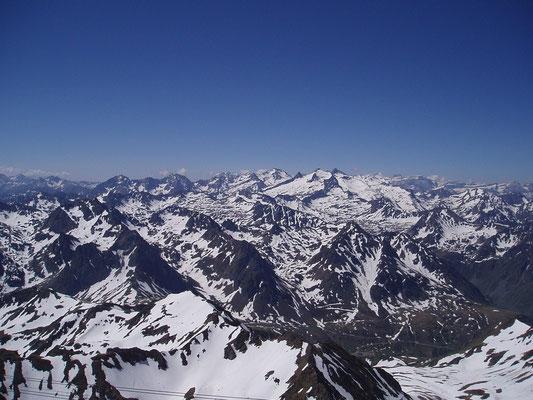 Visite du Pic du Midi de Bigorre