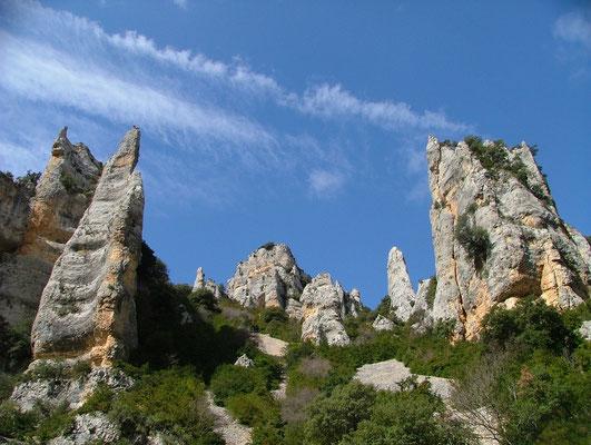 Séjour en Sierra de Guara Pyrénées Espagnoles (Mars)