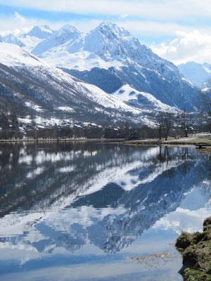 La légende du lac de Loudenvielle