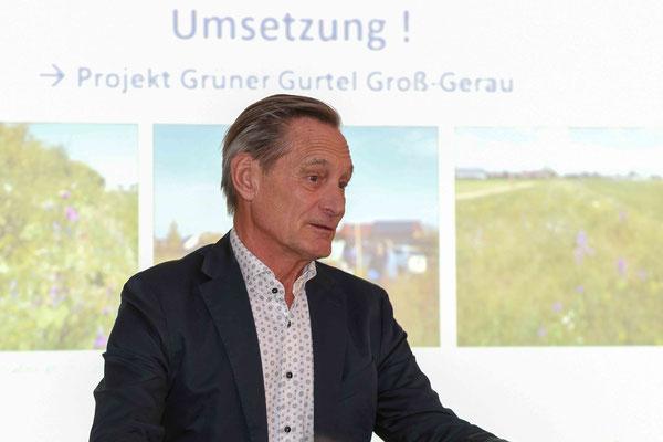 Walter Astheimer, 1. Kreisbeigeordneter Kreis Groß-Gerau