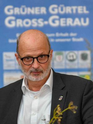 Bürgermeister Erhard Walther