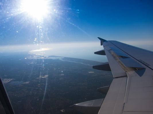 Flug München - Faro