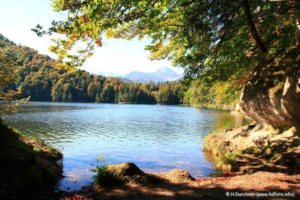 Der Hechtsee bei Kufstein