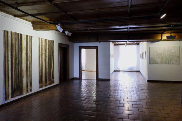 Room 1. Anne Pincus, Yukara Shimizu, Anna Kiiskinen