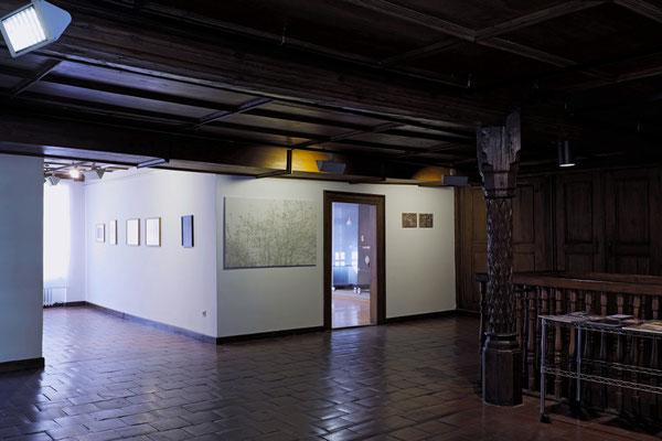 Room 1. Yukara Shimizu, Anna Kiiskinen