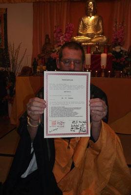 Zen-Meister Christian Hammerl