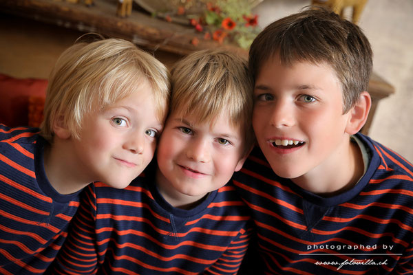 Familie Kinder Foto Shooting Bern
