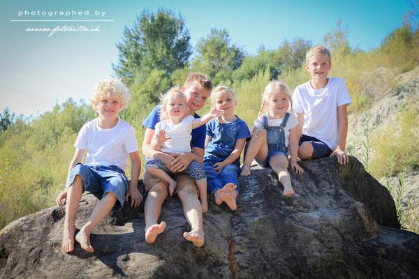 Family Outdoor Foto Shooting Bern