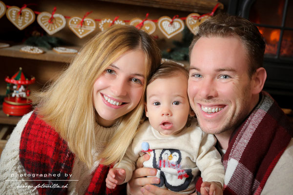 Weihnachts Foto Shooting Bern MiniSession