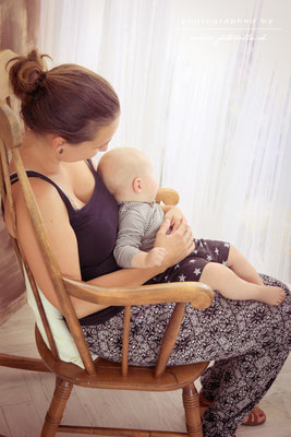 Mama Baby Foto Shooting Bern
