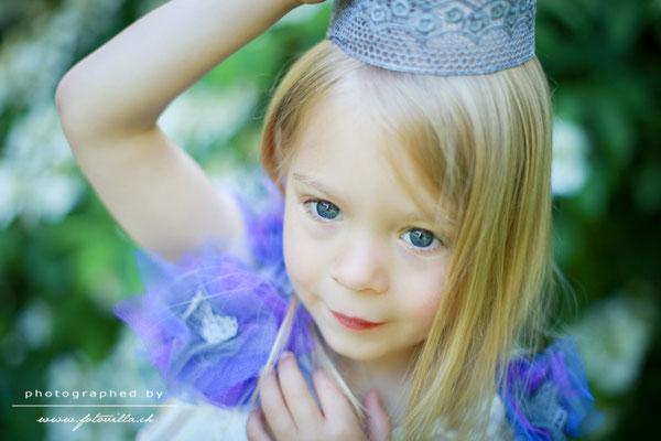 Prinzessin Foto Shooting Bern